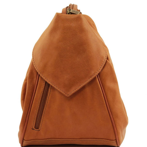 Tuscany Leather Delhi Leather Backpacks TL140962 - Executive Leather
