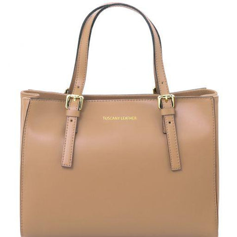 Aura Ruga Leather Handbag TL141434