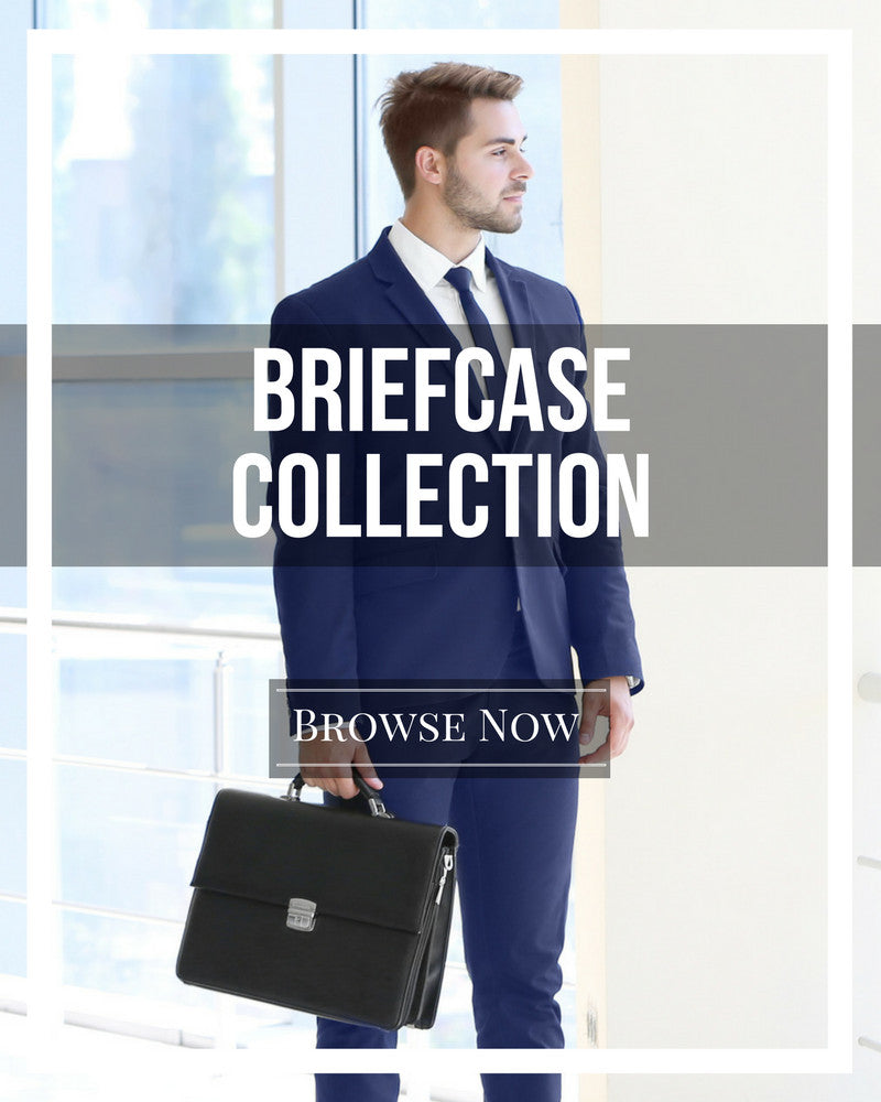 Men's Briefcase Collection
