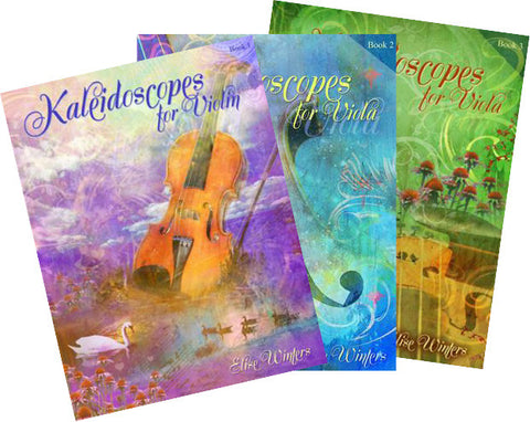Kaleidoscopes Books 1-3