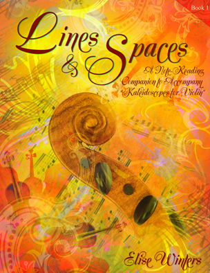 Lines & Spaces Book 1