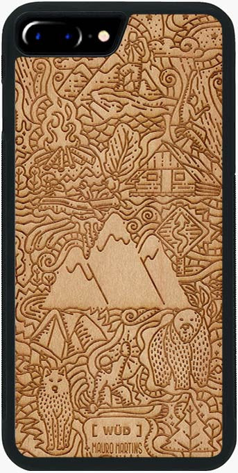 WUD Mountain Phone case Mauro Martins