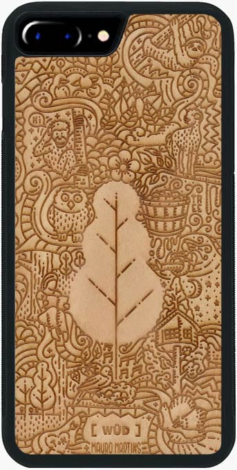 WUD Tree Phone case Mauro Martins
