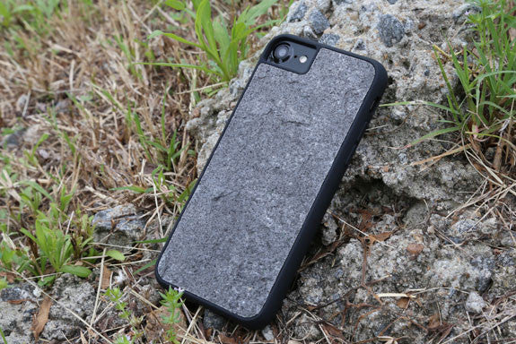 Space real rock phone case 1