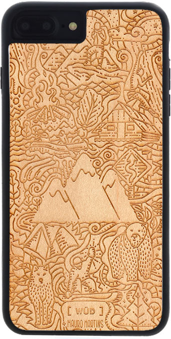 Mountain by Mauro Martins Phone Case