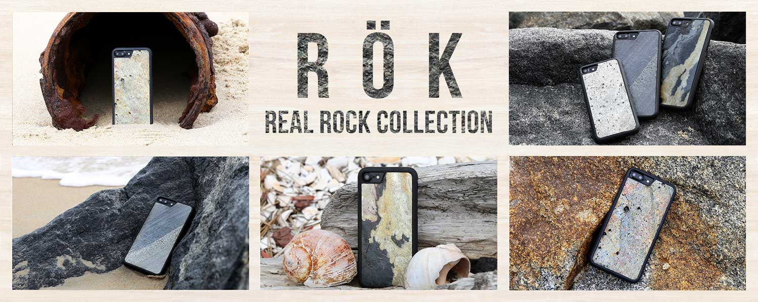 Real Rock Phone Cases