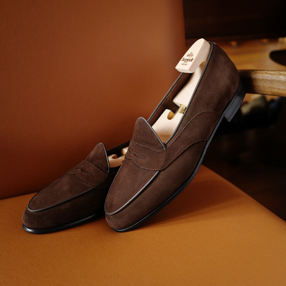 4952 Penny Loafers in Holborn Brown