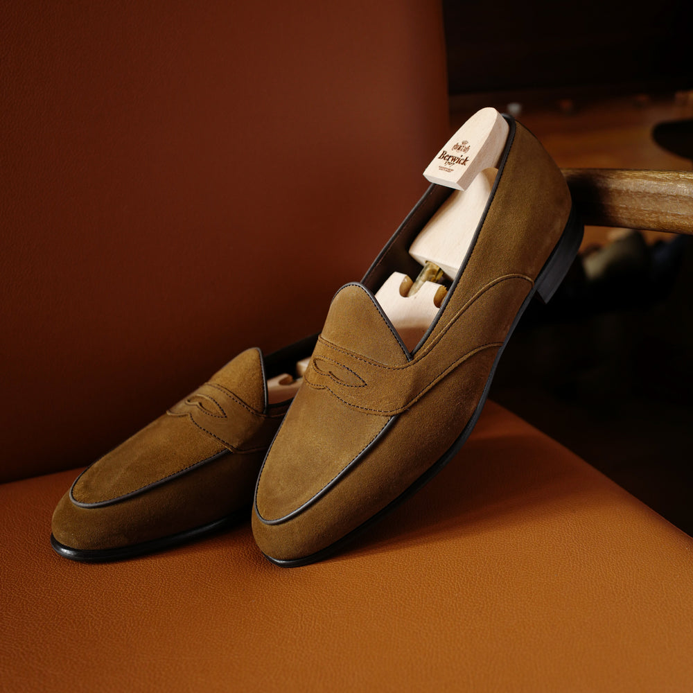 4952 Penny Loafers in Maraca Brown
