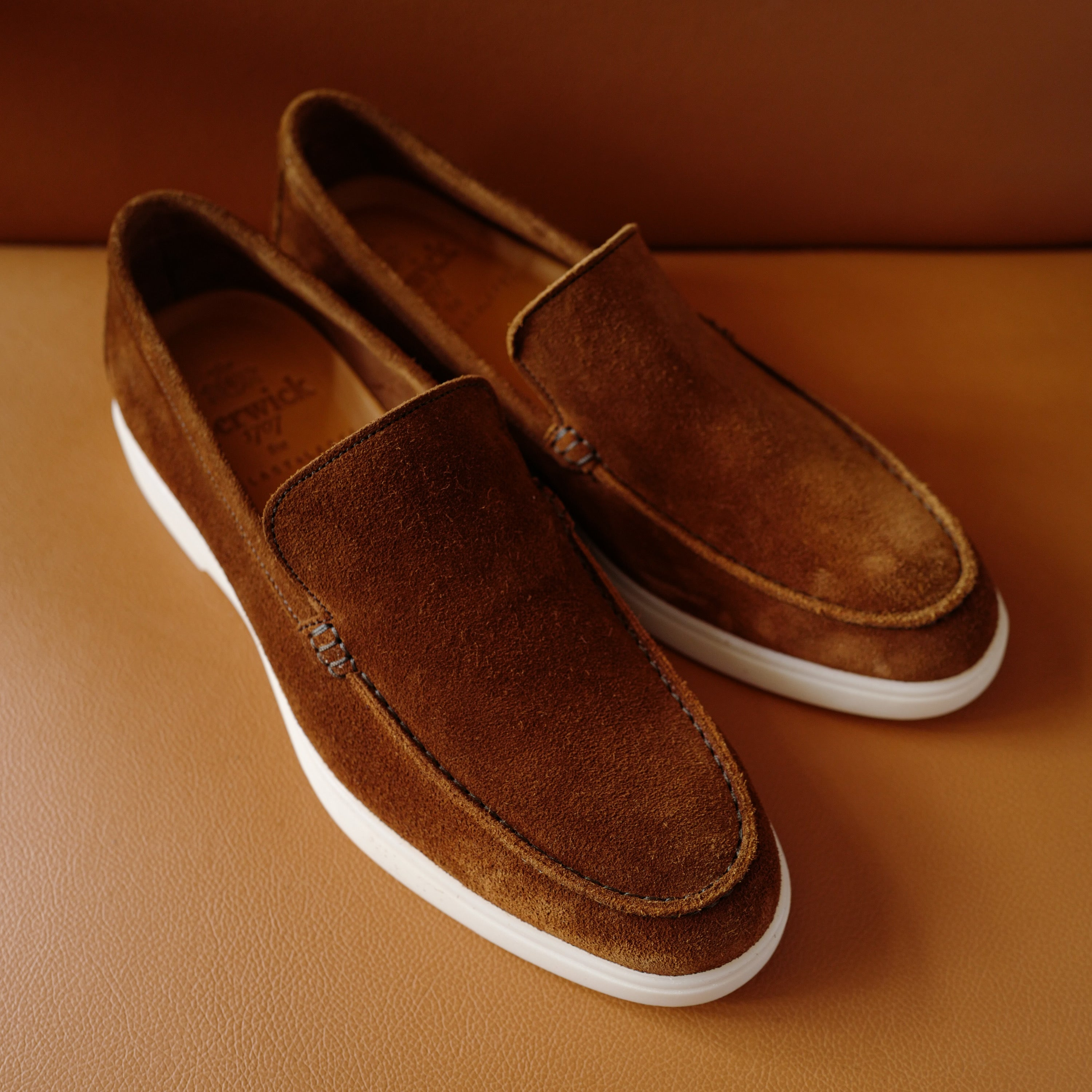 5191 Slip-on Loafers in Kudu Brown