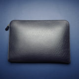 934 Document Case in Navy Buffalo