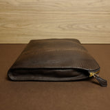 934 Document Case in Brown Python