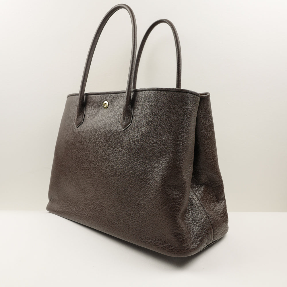 941 Classic Tote Bag in Dark Brown Buffalo