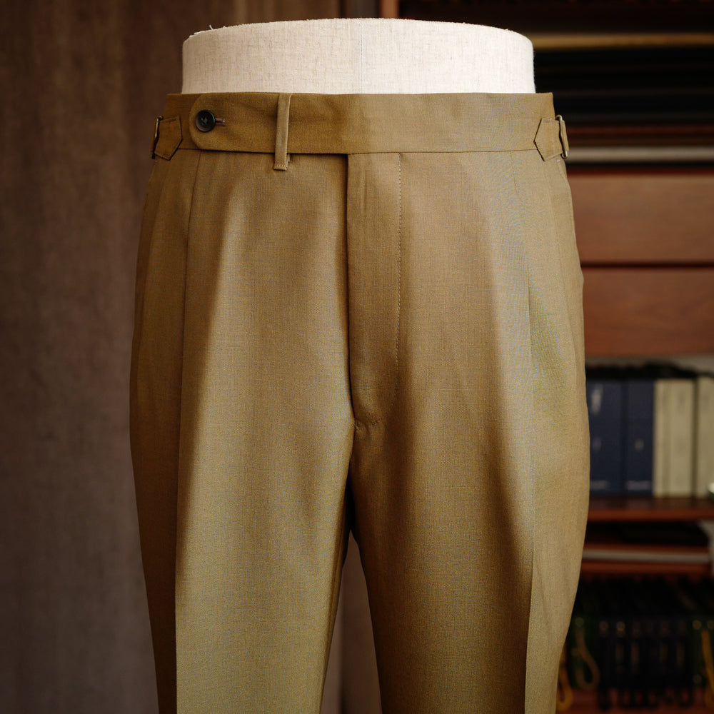 Light Brown Wool Trousers (New Classic)