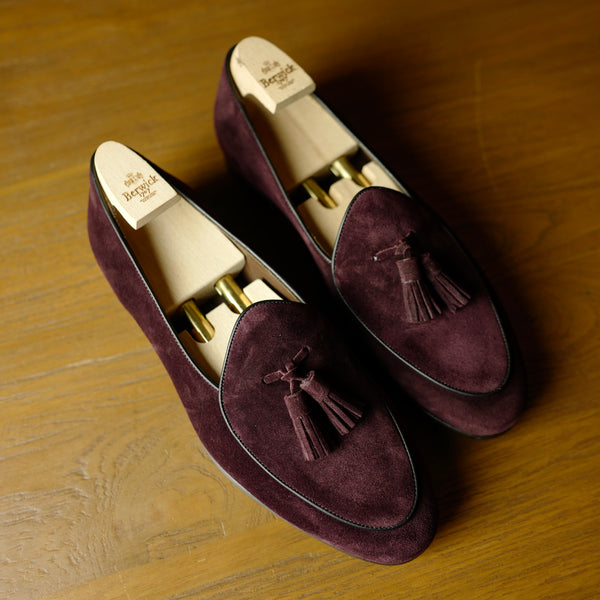 4951 Tassel Loafers in Marron
