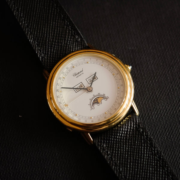 Chopard Luna D'Oro Triple Calendar with Moon Phase