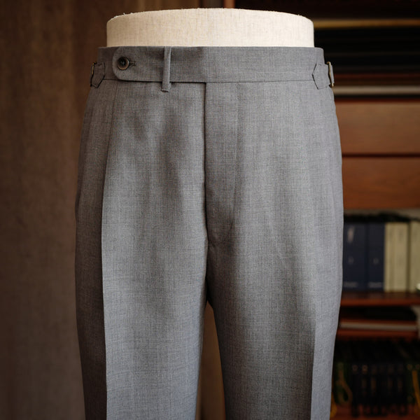 Light Grey Wool Trousers (New Classic)