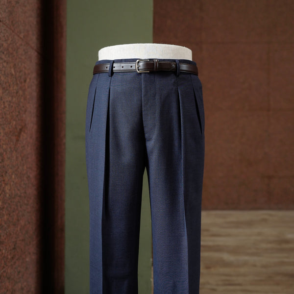 Navy Hollywood Top Trousers