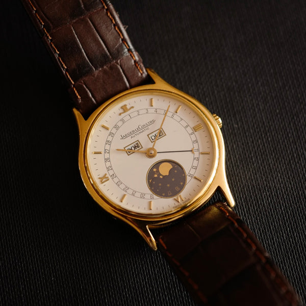 Jaeger-LeCoultre Triple Calendar with Moon Phase