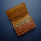 Brown Buffalo Card Wallet