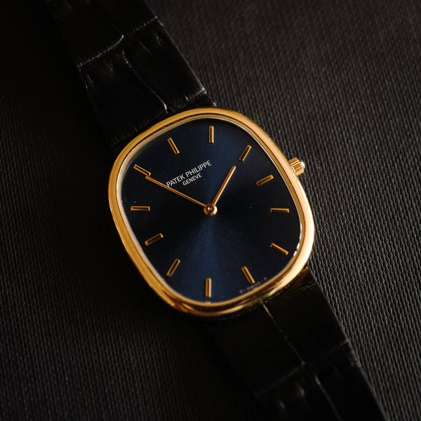 Patek Philippe Golden Ellipse Ref: 3738