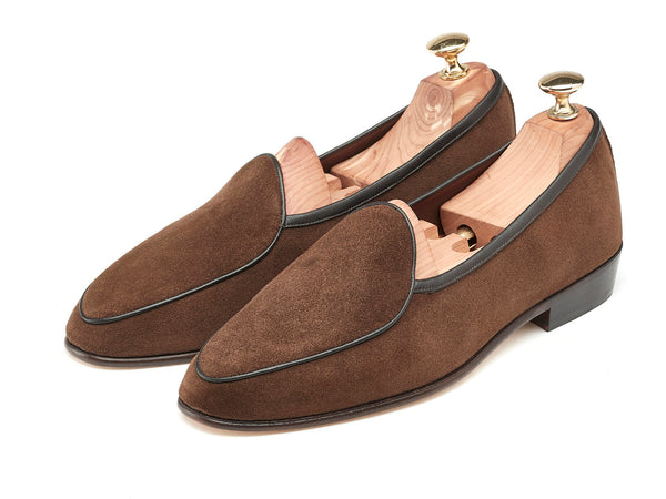 Sagan Classic Loafers in Oak Brown