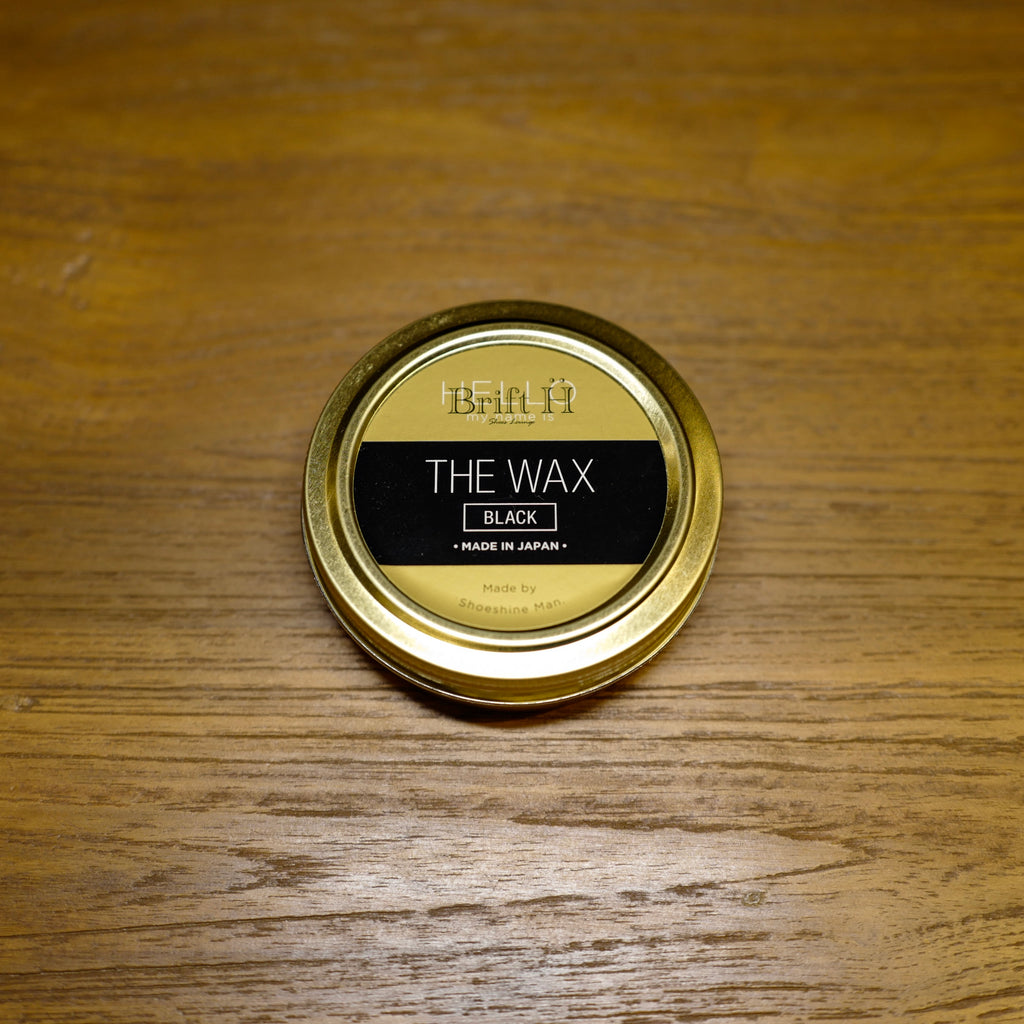 The Wax (Black)