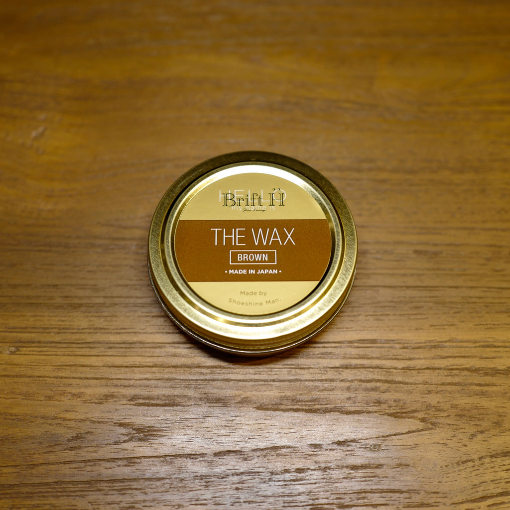 The Wax (Brown)