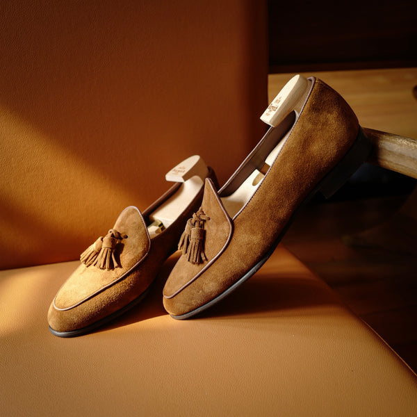 4951 Kudu Loafers in Snuff Brown