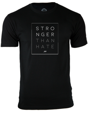 Stronger Than Hate  (ships 11/30)