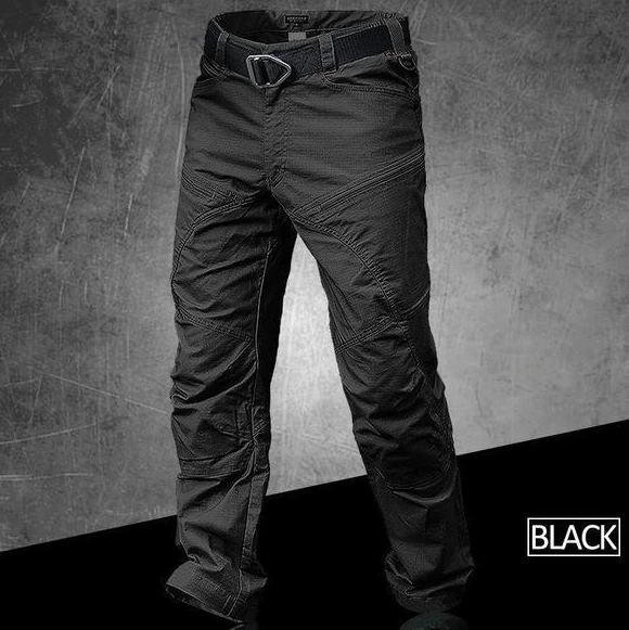 Men's Tactical Waterproof Pants - Durable! Breathable! Fully Waterproof!