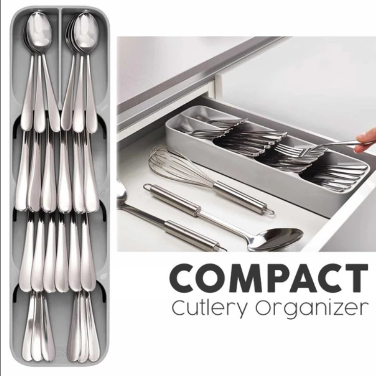 Compact Cutlery Organizer 【Buy 2 Free Shipping】