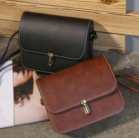 Women handbag ladies leather lady shoulder messenger bag Crossbody bag sac femme small bags for women