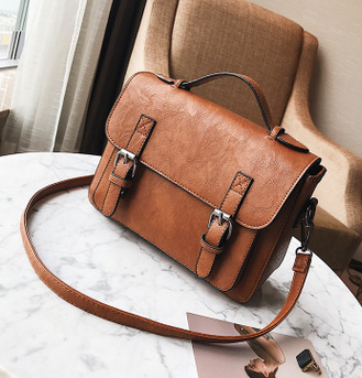64aab4a52d3d ZMQN Bags For Women Messenger Bag 2018 Crossbody Bags PU Leather Small  Satchels Vintage Shoulder Bags Handbags Women Cover C202