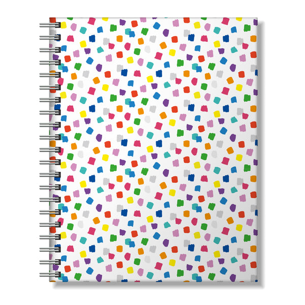 Cuaderno Grande Happy