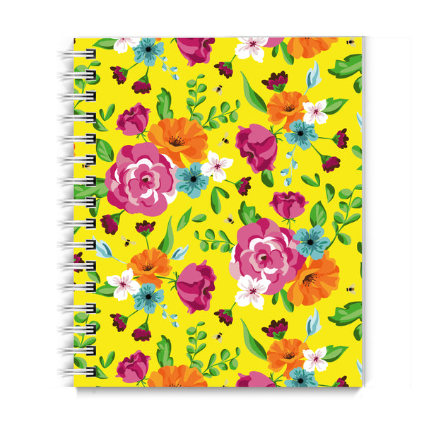 Cuaderno Mediano - Abril