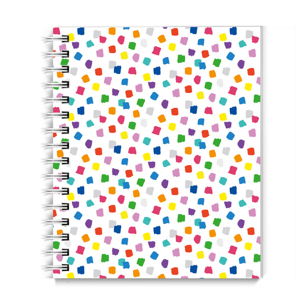 Cuaderno Mediano - Happy