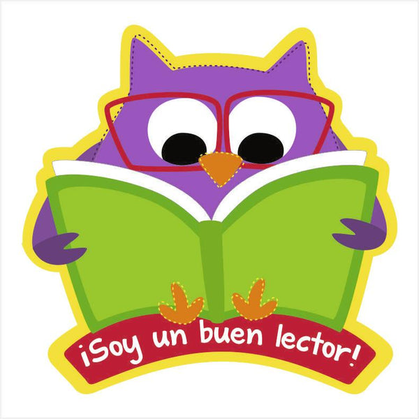 Super Stickers Buen Lector