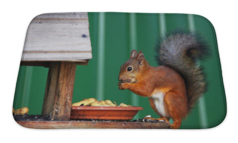 Bath Mat, The Squirrel