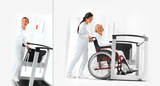 Seca 684 Multifunctional and wheelchair scale