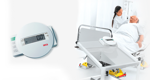 SECA 984 Bed and Dialysis Scale