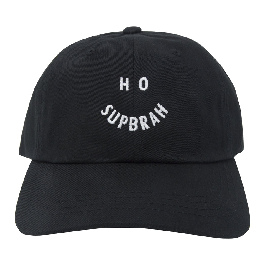 HO SUPBRAH Dad Hat - Black