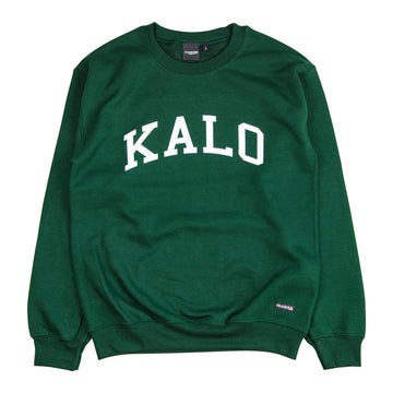 Kalo Crewneck Sweatshirt - Manoa Forest Green