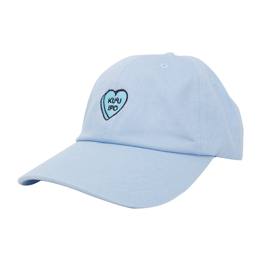 Ku'u Ipo Sweetheart Dad Hat - Light Blue