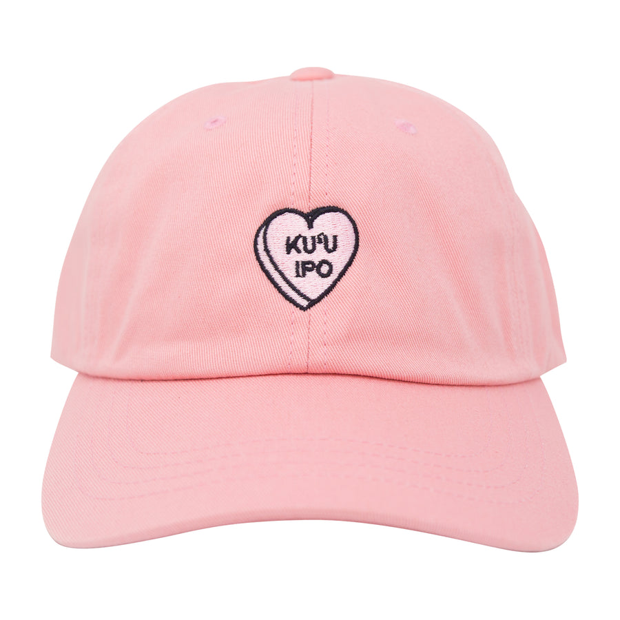 Ku'u Ipo Sweetheart Dad Hat - Pink