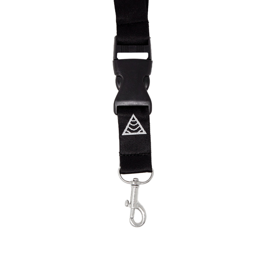 Fresh Logo Lanyard - Black