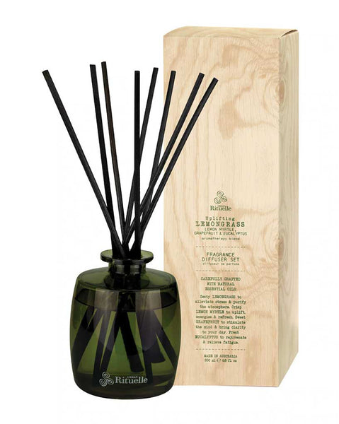 Urban Rituelle / Flourish / 220ml Diffuser / Lemongrass / FLfdsl