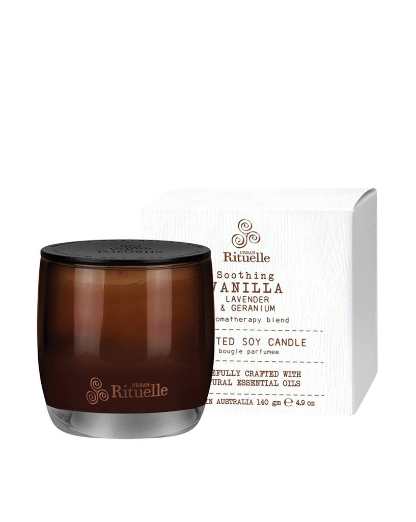 Flourish Vanilla 140gm Candle