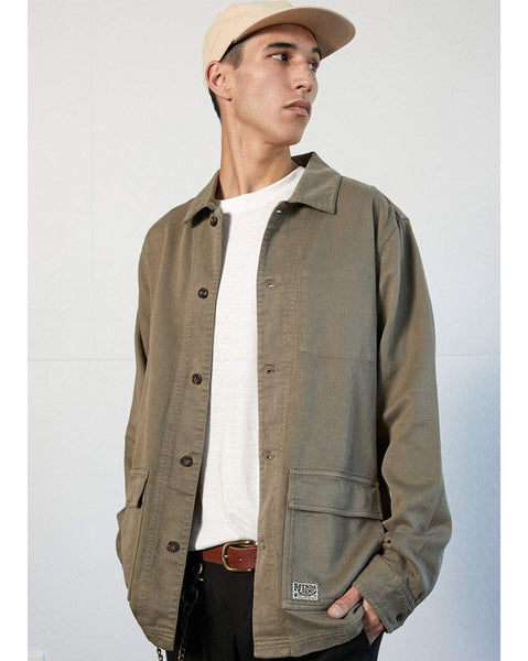 Troop Hemp Jacket