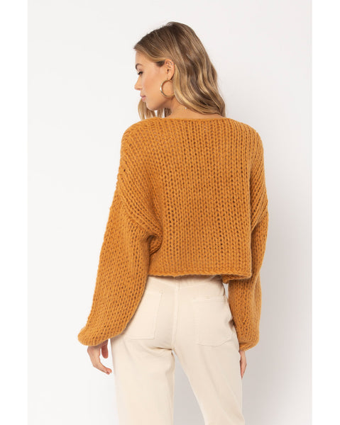 Desert Skies L/S Knit Sweater