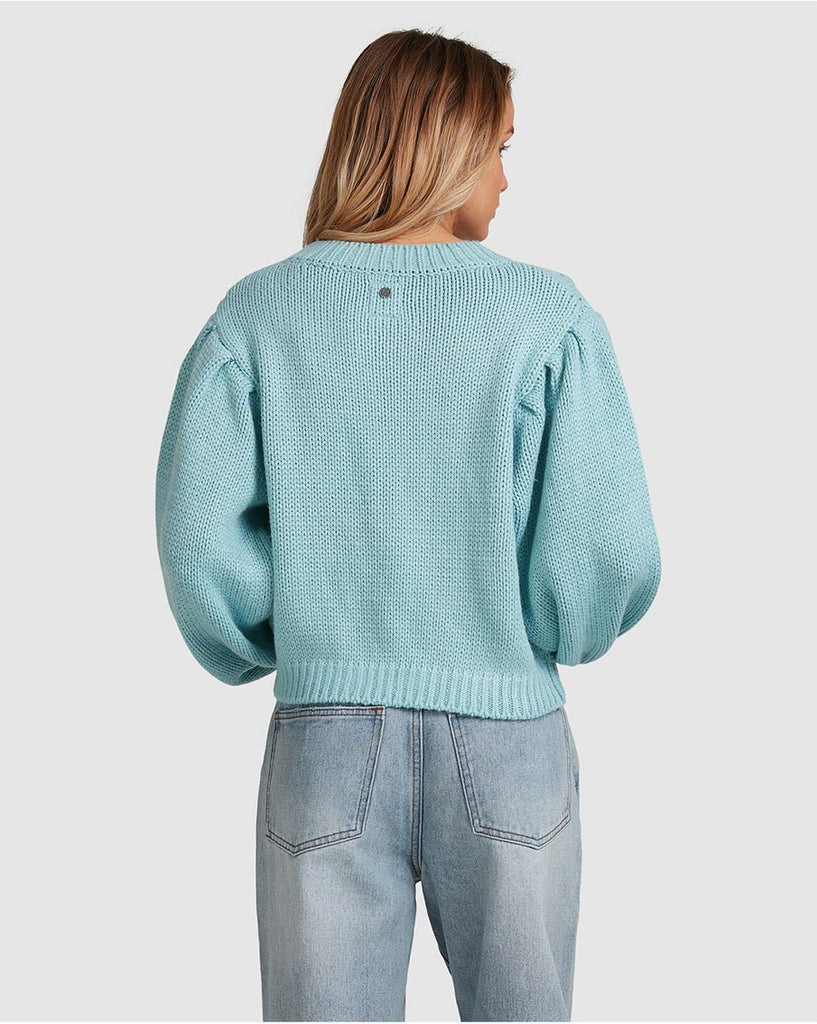 Bluesday Cable Knit
